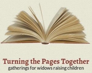 Turning The Pages Together: Grief Group for Widows Raising Children @ Faith Collective Room@First Christian Church